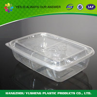 Hot selling cheap custom injection molded plastic container
