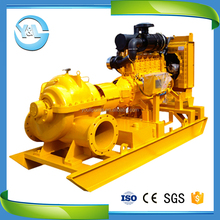 Y & L brand Double suction centrifugal types of diesel engine pump