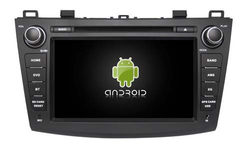 otojeta 4G lite Android 6.0 <strong>Car</strong> DVD for <strong>MAZDA</strong> <strong>3</strong> autoradio headunits stereo gps navi multimedia tape recorder