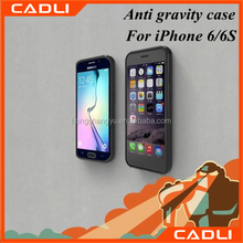 2016 newest PC phone case factory price anti gravity phone case for iPhone 6 6S