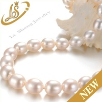 High quality 10mm hot sale fashion string of pearls