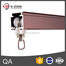 GD16 Home theater low noisy curtain track drapery hardware