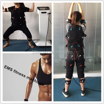 wireless muscle stimulator body ems electro physiotherapy fitness equipment
