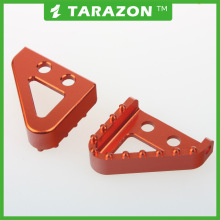 Dirt Bike Aluminium Alloy Step Plate For KTM Brake Pedal Lever