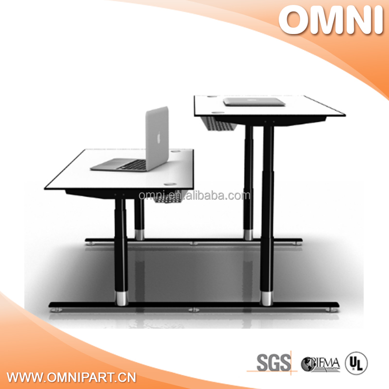 Office Furniture In Riyadh height adjustable office desk used in office commercial furniture