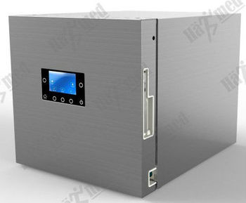 23L class B dental autoclave with colorful LCD touch screen