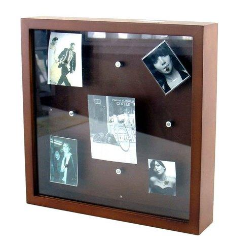 Magnetic Shadow Box