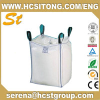 1000KG U panel big bag /jumbo bag /FIBC bag for rice