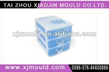 Plastic injection Jewellery Box Mold,plastic household products injection mould