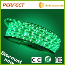 high voltage 5050 led strip 220v 60leds/m Supply capacity up to 500,000 meters per month
