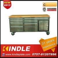 Kindle 2013 Custom Industrial kitchen utility cart