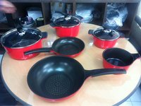 Eco ceramic coating Material for cookware