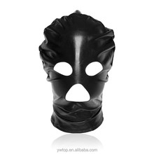 Sex Toys for woman men Headgear open nose eye Couples Flirting Toy Black Novelty Fetish Adult Games Sex Mask