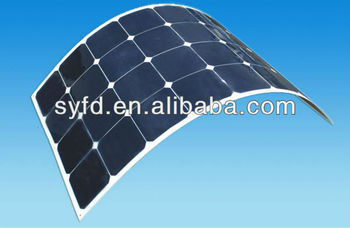 On sale, flexible rolling solar panel(TUV,IEC,ROHS,CE,MCS)