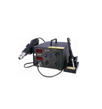 High Quality Willdone-852D Digital Display Hot Air Reworking Station