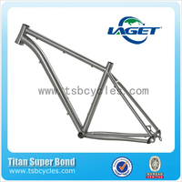 "China cheap 29""titanium mountaim bike frameTSB-MT602"
