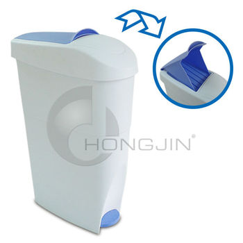 Plastic fruit foot bin pedal operated sanitary bin buy for Master sanitary price list