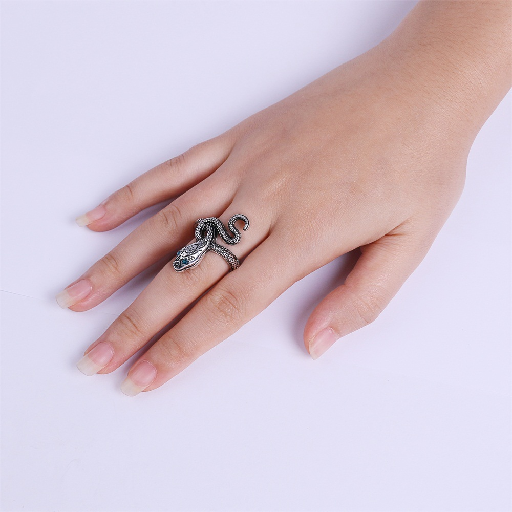 Ring Dark Souls 3 Covetous Silver Serpent Metal Rings Dark Souls ...