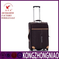 Lightweight Wheeled Trolley Case Travel Duffle Luggage Baggage Holdall Bag