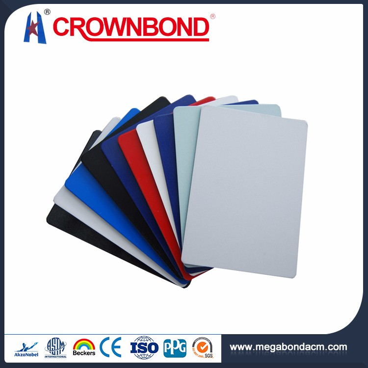 Crownbond CE Certificate ACP/ACM b1 fire rated aluminum composite panel