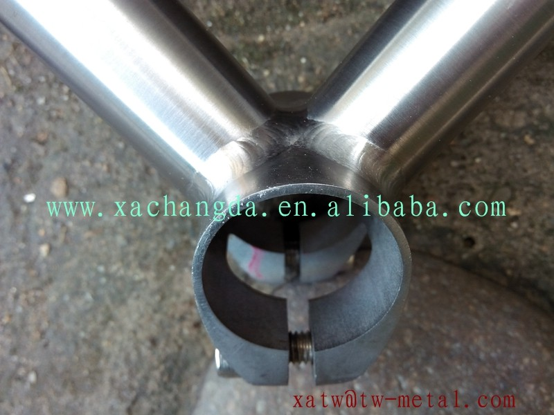 titanium mtb flat handle bar custom Ti flat bar flat mtb bike handle bar