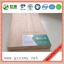 Cheap Price Incense Cedar 12mm Thickness Blockboard For Decoration