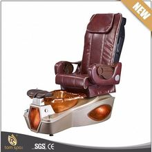 TS-1235 wholesale luxury maincure pedicure chair for foot massage