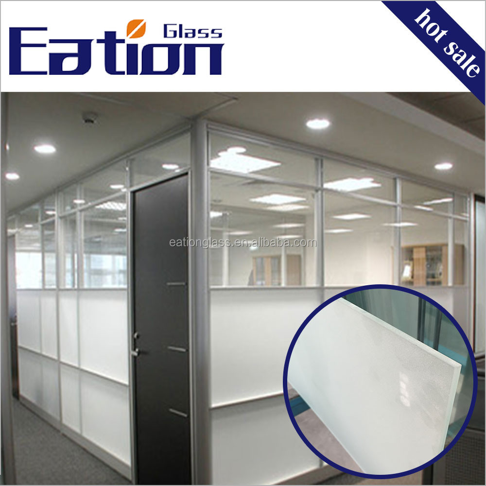 Cheap Frosted Glass Partition Glass Wall China Suppliers