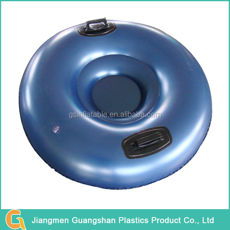 Customized durable portable fast inflatable ski circle