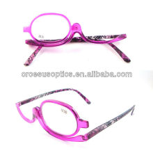 hot sale plastic wenzhou wholesale make up reading glasses
