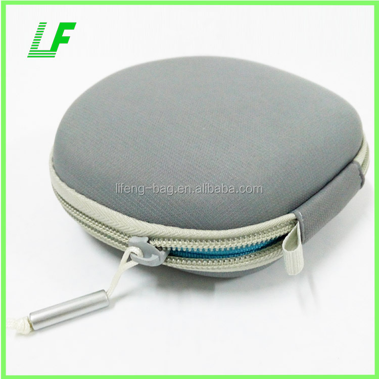 Factory wholesale EVA packing case for earphone, HDD eva packing case