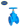 KEFA dn50 pn16 gate valve with expansion joint