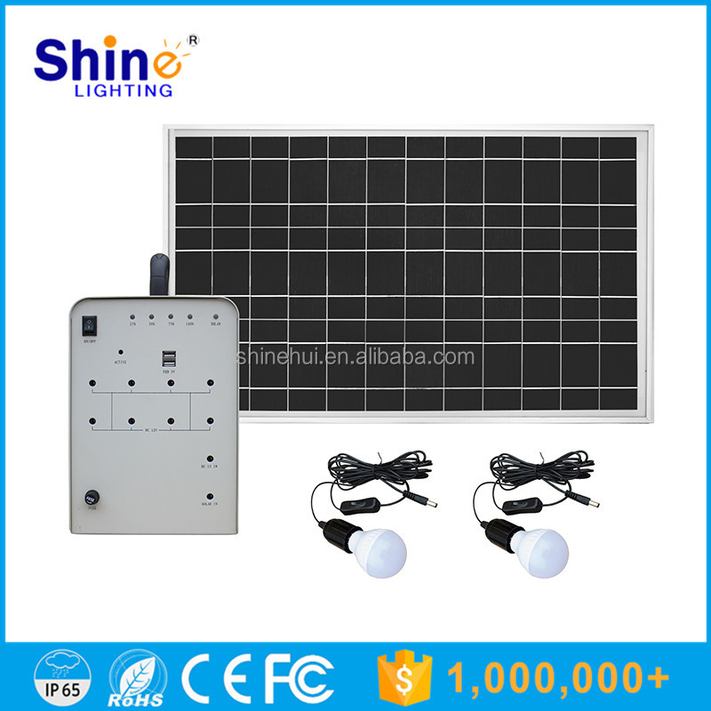 new design portable solar power system for home solar energy system