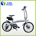 shuangye 20'' fashion electric bicycle e bike