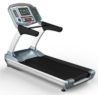 Commercial easy installment treadmill with CE certificate