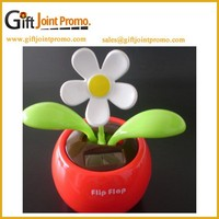Promotional Customized Solar Dancing Flower
