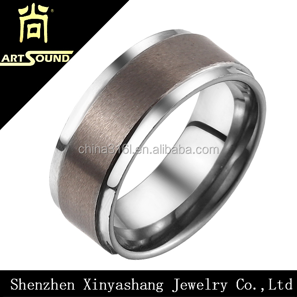 high polish tungsten rings jewelry wholesale china