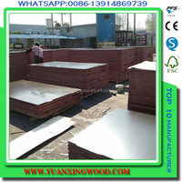 alibaba sale smooth surface eucalyptus core concrete form plywood