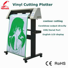 CE certificated vinyl cutting plotter with USB driver from Redsail RS800C