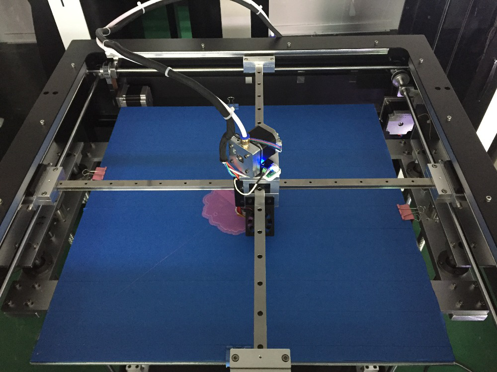 Made In China Manufacture Afforable 3D Printer Large Build Size 500*500*600mm FDM 3D Printer Sale In Cheap Price
