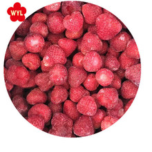 Sweet HoneStrawberryy IQF Fruit Frozen Strawberry for exporting