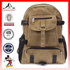 Hot Sell Men Women Vintage Canvas Camping Backpack Hiking Camping Travel Bag