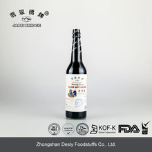 625ml Free additives and preservtives Zero added Dark Soy Sauce