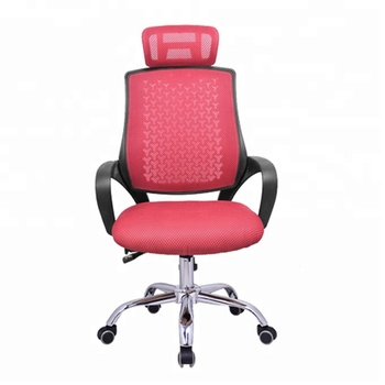 D25# China hot sale ergohuman design mesh swivel office chair with PP armrest