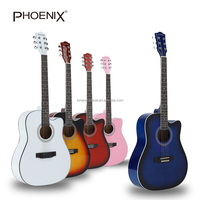 High quality wholesale acoustic guitar
