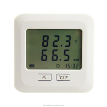 ThermoHygrometer with industrial accuracy sensor