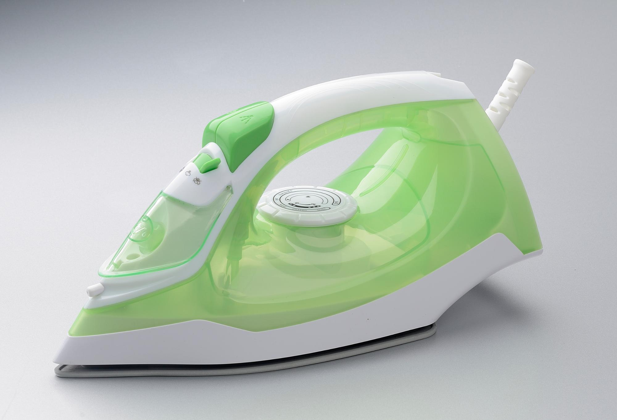 HANA auto shut-off vertical steam iron