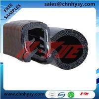 high performence waterproof capping seal strip for rubber flooring trim