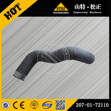 High quality hydraulic excavator PC300-7 excavator parts hose 207-01-72110
