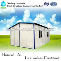 2012 Hot Sale New Design Low Cost Prefabricated house